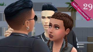 The Sims 4   Kohti kuuluisuutta - #29 Adelinella on vientiä lukaalissa 😂😉
