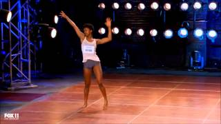Christine Shepherd SYTYCD Audition