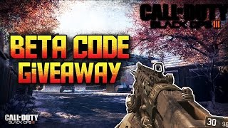 Black Ops 3 - Beta Code GiveAway
