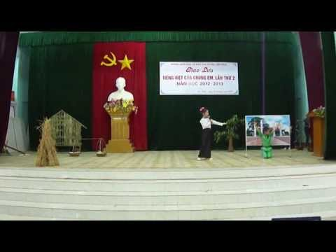 Tiểu học Phú Lai - Giao lưu Tiếng Việt