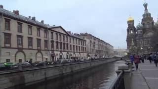 Туры по России. Санкт-Петербург(, 2016-11-04T12:59:04.000Z)