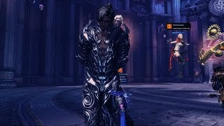 [Blade and Soul NA] Naryu Sanctum (Normal) Soul Fighter Tank Aman/Xanos