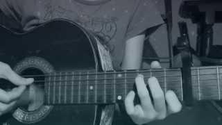 [V Nguyễn] Chậm lại một phút - Văn Mai Hương (Guitar cover)