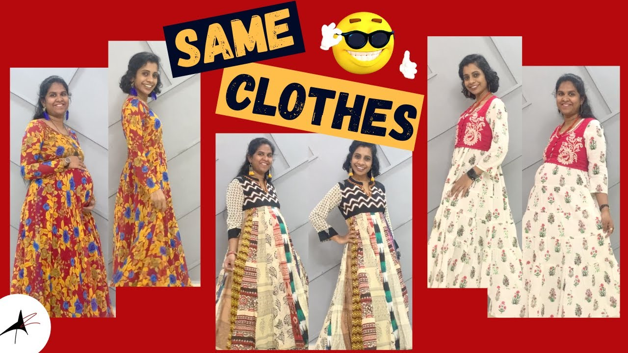 What The Same Outfit Looks Like On Different Body Types | Body Inclusive Outfits