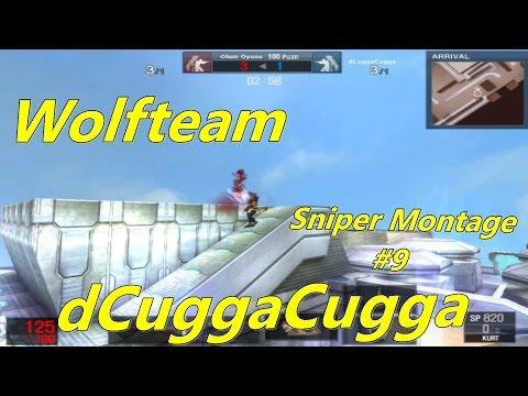 ★ Wolfteam ★ dCuggaCugga ★ Sniper ★ Montage ★ #9 ★