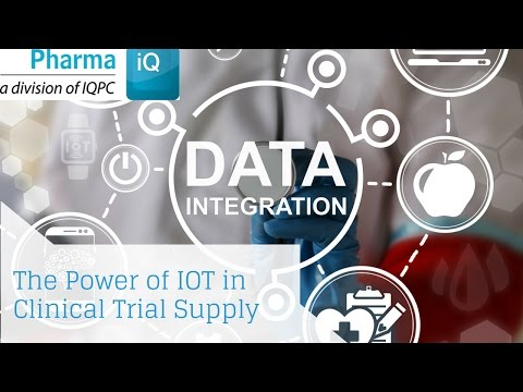 The Power of IOT in Clinical Trial Supply