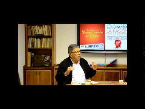 Desayuno Foro con el candidato al municipio Palavecino Victor Delgado
