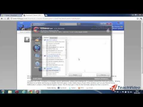 Как исправить ошибки Windows с помощью программы Сcleaner