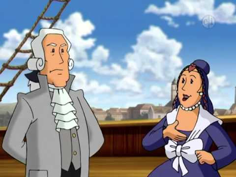 Little Amadeus  Episode 11: The Dancing Harbor