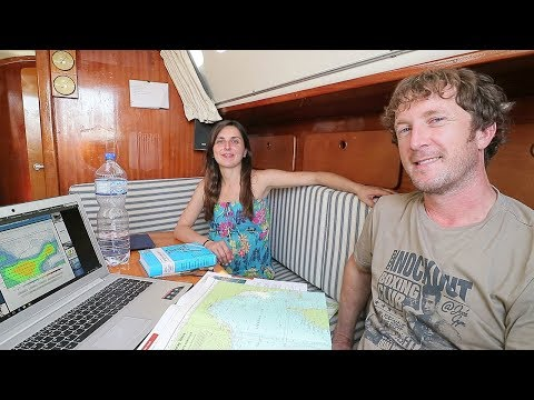 Boat Work, Provisioning and Setting Sail on a New Adventure! | ⛵ Sailing Britaly ⛵ Ep. 5