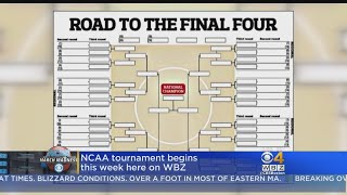 NCAA Tournament Bracket Set