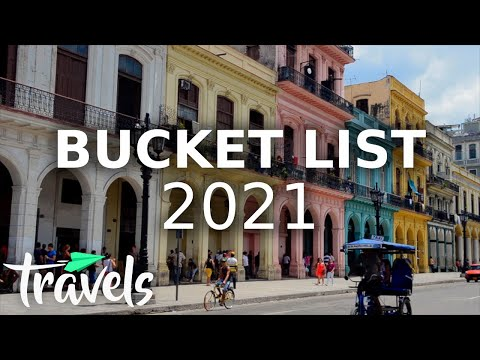 Top 10 Bucket List Destinations to Cross Off Your List in 2021 | MojoTravels
