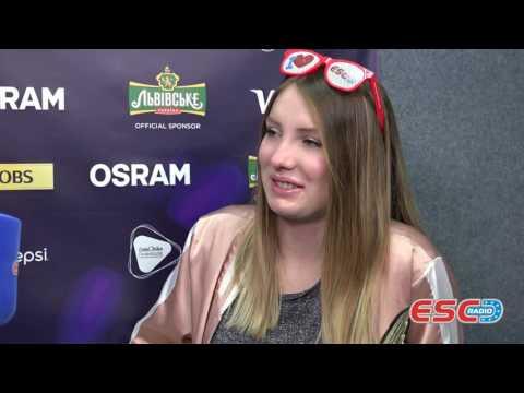 Blanche (Belgium) - 2017 Eurovision Song Contest Kyiv