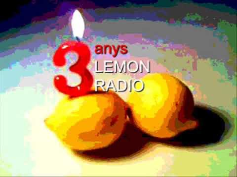 RESUM DE L'EDICIÓ DEL 3R ANIVERSARI DE LEMON RADIO