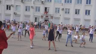 Флешмоб команды МГЕР г.Кольчугино в  День города