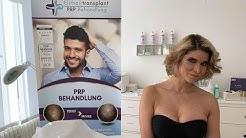 Micaela Schäfer: Volles kräftiges Haar in 30 Min – PRP Behandlung in Berlin