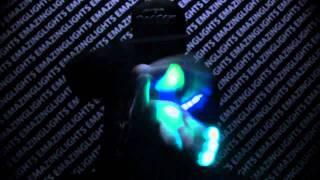 vuclip (AYO?) Mimik - Mimiz Glove Set Glove Light Show [EmazingLights.com]