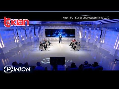Opinion - Kriza Politike Fut Dhe Presidentin Ne Loje! (21 Mars 2019)