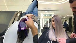 видео Стрижки и окрашивание