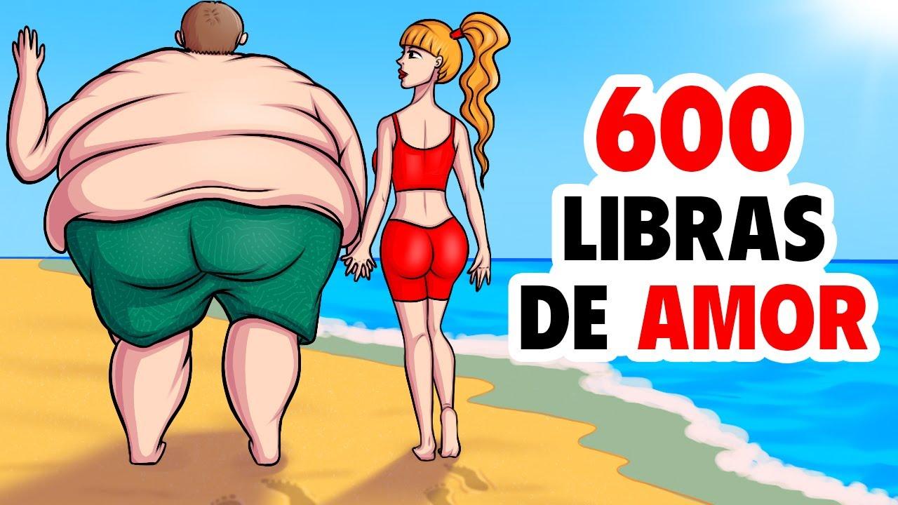 Monstruo de 600 Libras - Chica Modelo | Mi Historia Animada