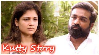 Kutty Story Tamil Movie   Aditi apologises to VJS   Aadal Paadal   Vijay Sethupathi   Aditi Balan
