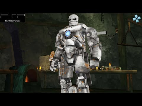 Iron Man - PSP Gameplay (PPSSPP)