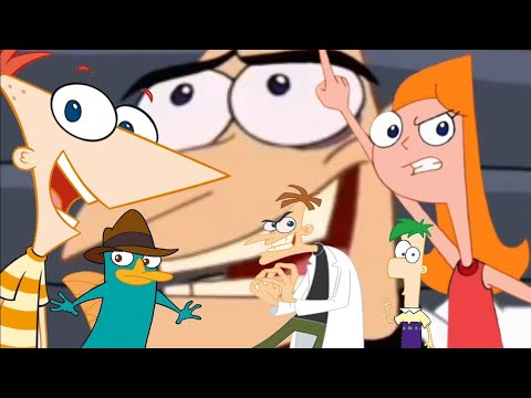 Download I edited a Phineas and Ferb episode