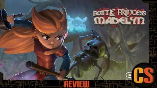 BATTLE PRINCESS MADELYN - PS4 REVIEW (Video Game Video Review)
