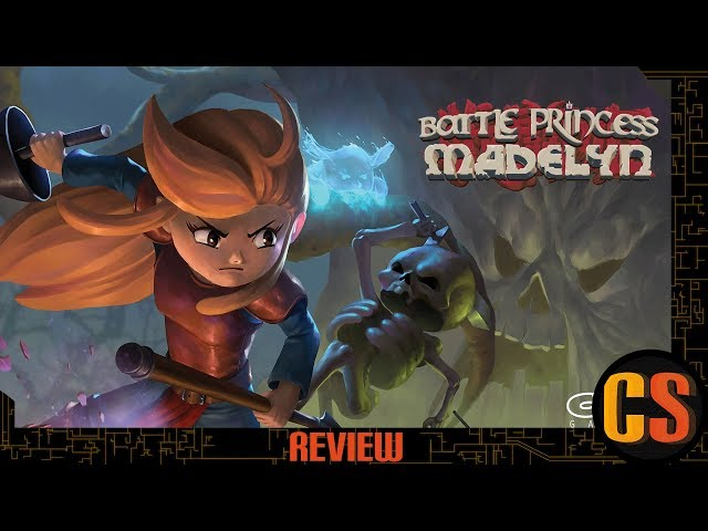 BATTLE PRINCESS MADELYN - PS4 REVIEW