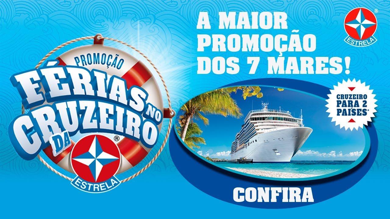 203210d0d60d0 Promoção Férias no Cruzeiro da Estrela