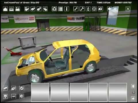 Car Racing Building Games