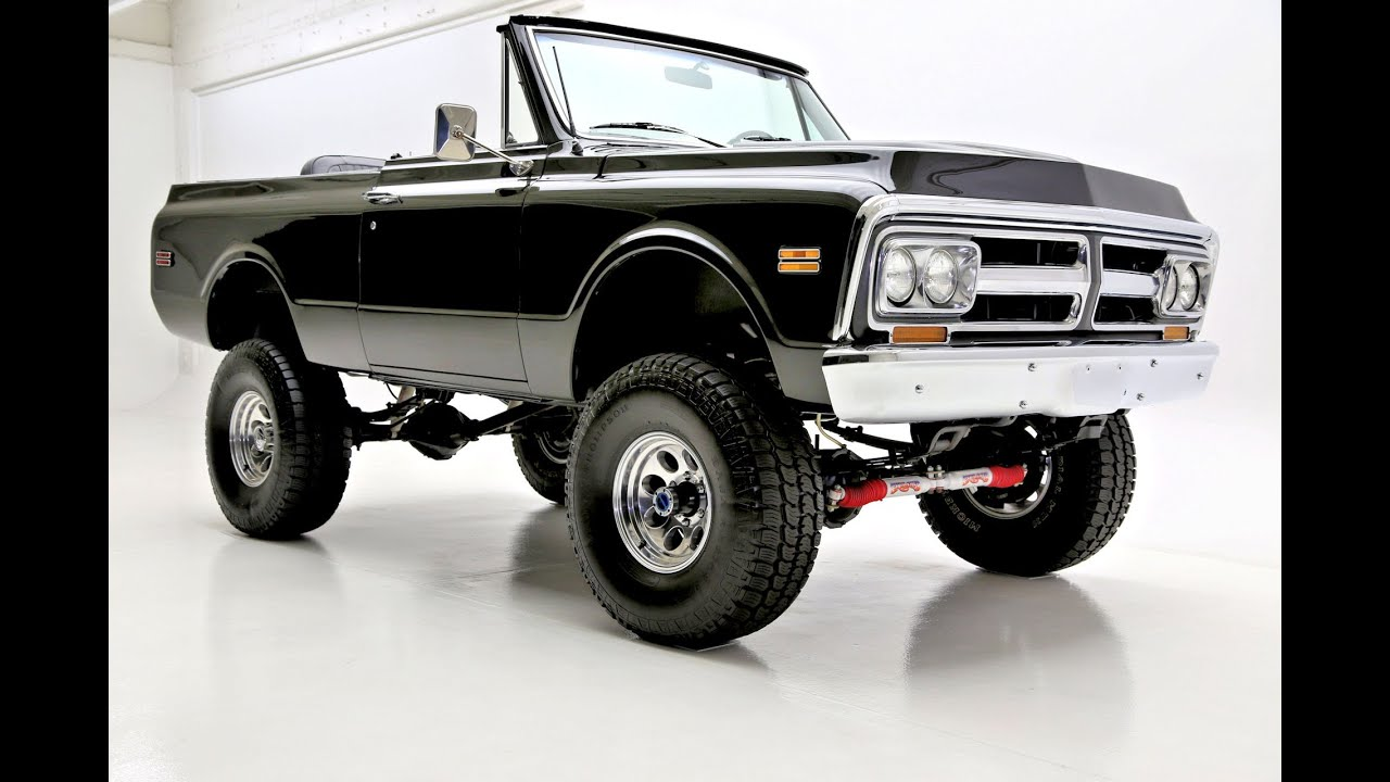 1972 Gmc Jimmy Youtube