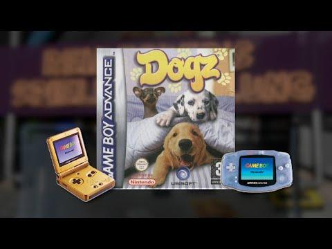 Gameplay : Dogz [Gameboy Advance]