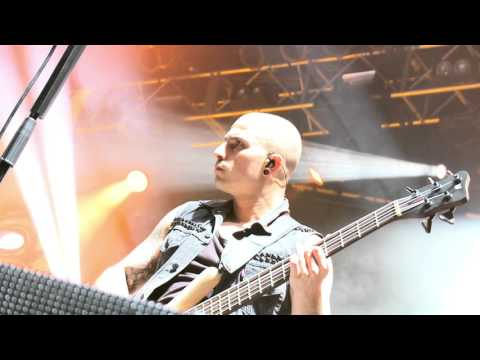 Trivium - Built To Fall -  Bloodstock 2015