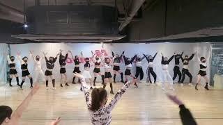트와이스(TWICE)-The Feels(더 필스)  비비댄스  Dance Cover 방송댄스 커버안무