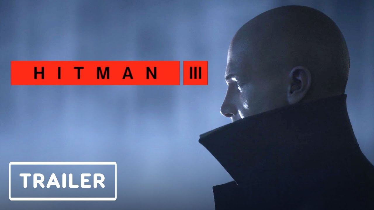 Hitman 3 Announcement Gameplay Trailer Ps5 Reveal Event