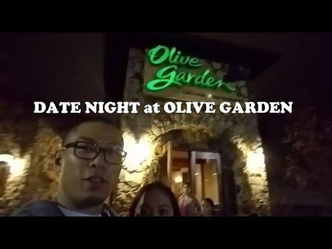 date night at olive garden first time vlog 22 - Olive Garden Gurnee
