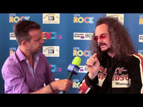 Let's Rock! - Exclusive Interview with Doctor and the Medics