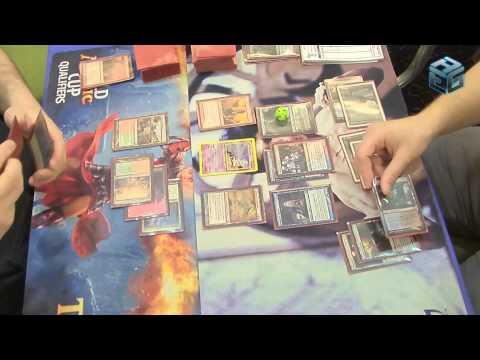 Super Magic Weekend - Mono R (Chandrinos) vs UB Control (Liapatis) - Round 3 - Jan 2014
