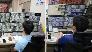 주취폭력 막으려'지능형 쪽집게 CCTV' 설치한 서초구