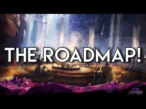 Guild Wars 2 Roadmap! thumbnail