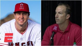 Angels GM reacts to Tyler Skaggs' autopsy | MLB on ESPN