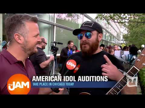 American Idol Auditions at McCormick Place 2
