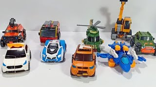 Tobot Athlon 2 Complete Toys Cars Transformation