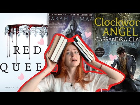 Let's Talk About Love Triangles in YA Fantasy | book rant and review