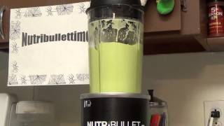 Cream Pea Soup In The Nutribullet Rx (october Edition!!!)