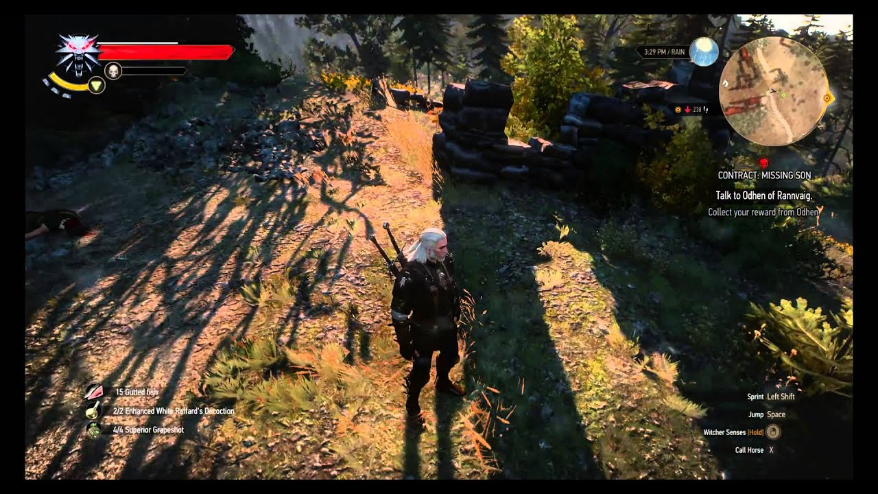 Hybrid Oil Location The Witcher 3