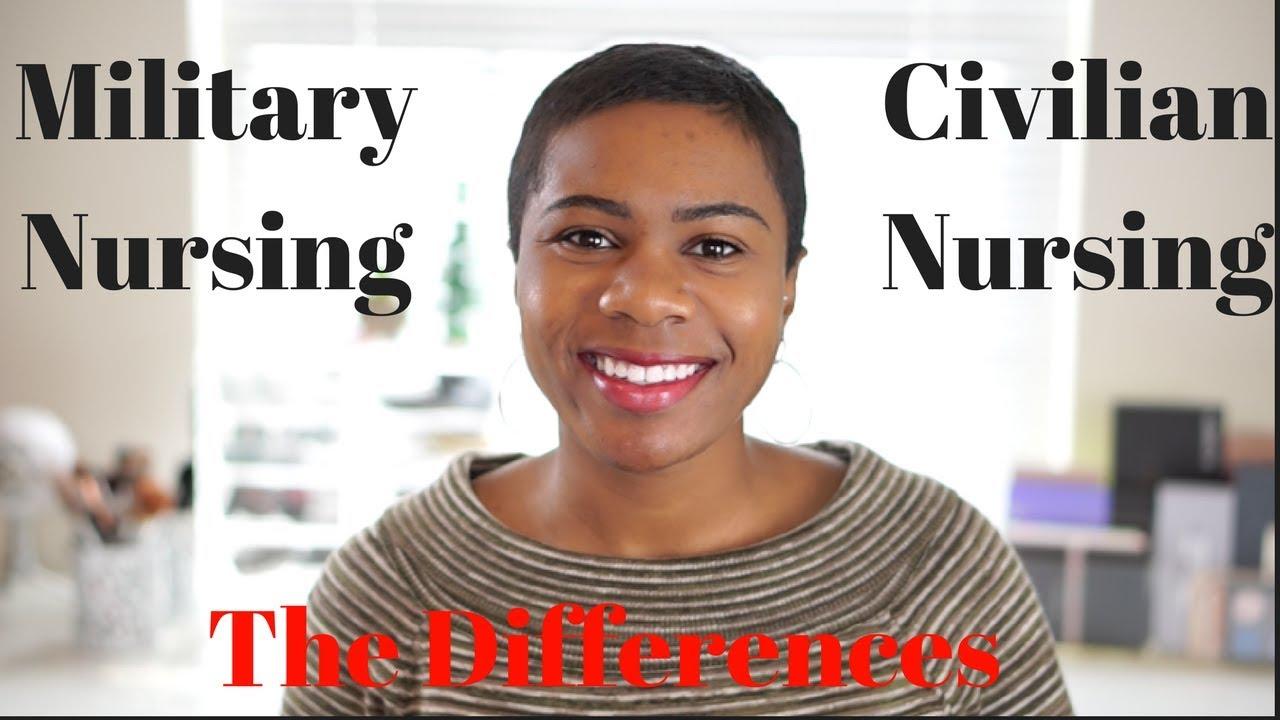 Military VS Civilian ICU Nurse Schedule + Air Force Misconceptions