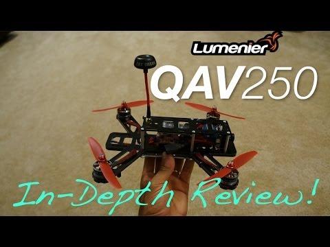 QAV250 Mini Quad In-Depth Review!
