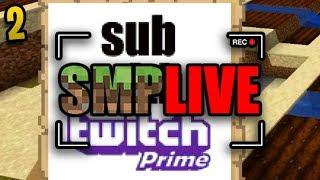 Minecraft: SMP Live Ep. 2